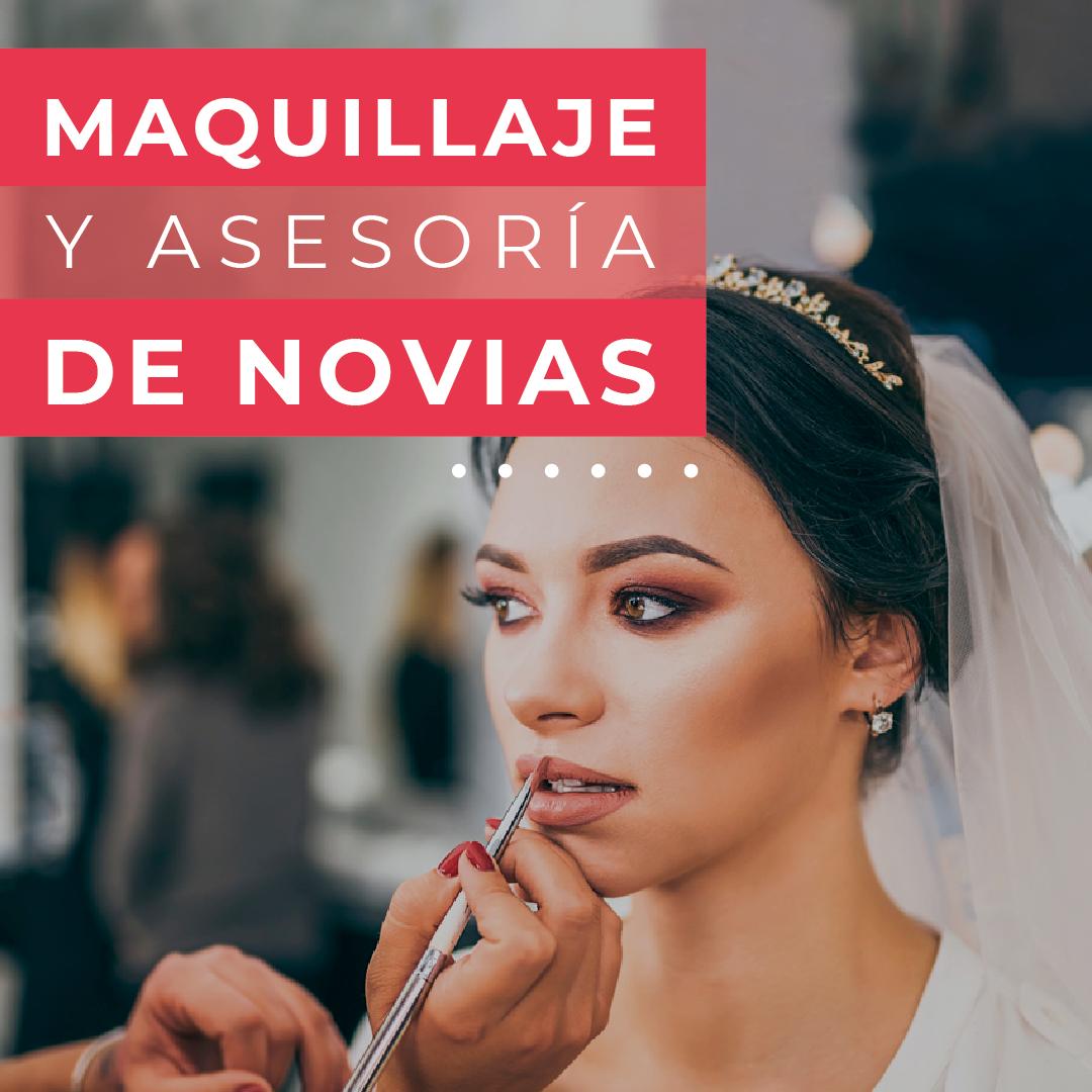 IMPE005PO  MAQUILLAJE Y ASESORÍA DE NOVIAS