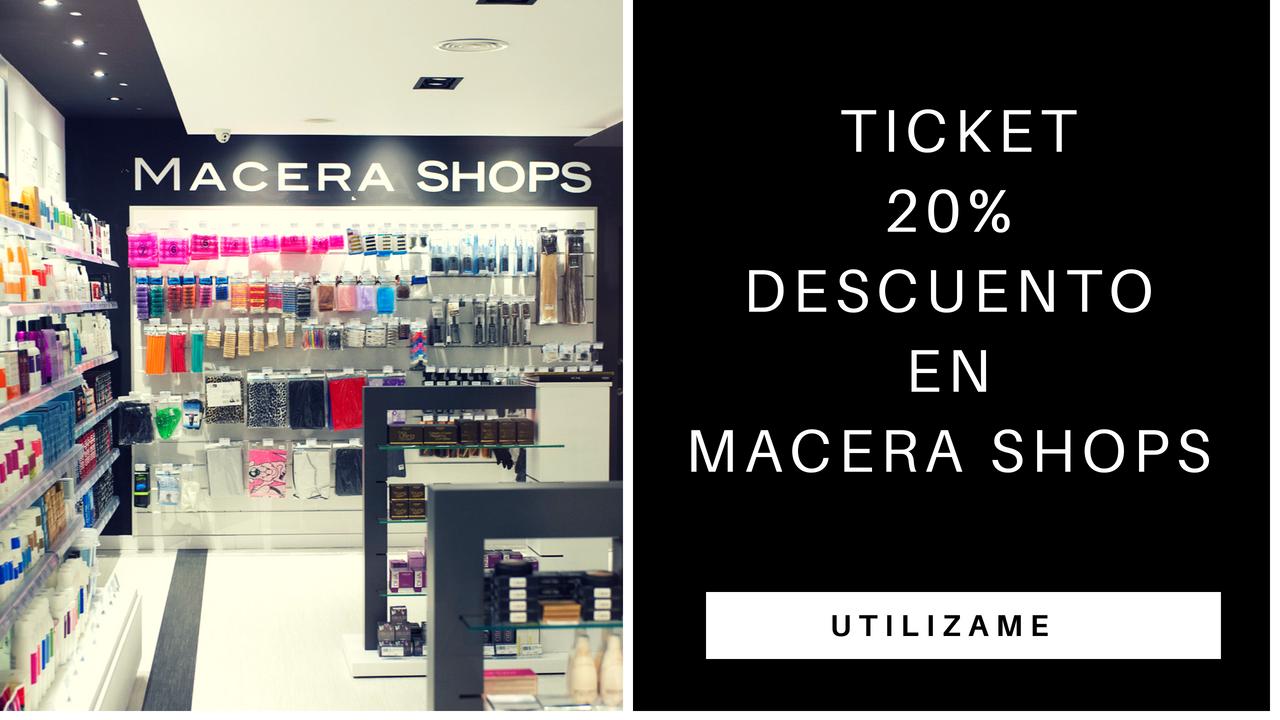 ¡¡Bomm!! Abrimos nueva tienda Macera Shops
