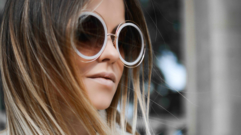 Ilumina tu cabello con las balayage golden brunette